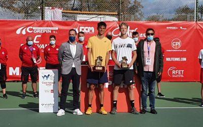 Philip Sekulic y Mirra Andreeva, campeones del Vigo Open