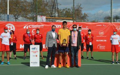 El australiano Philip Skulik se lleva el Vigo Tennis Open