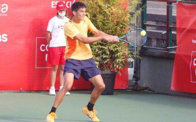 Philip Sekulic conquistó el torneo sub-18 de Samil